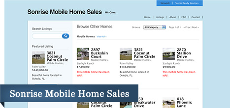 Sonrise Mobile Home Sales
